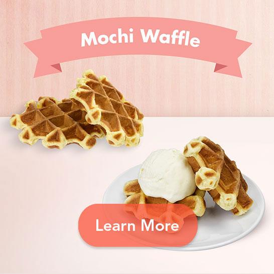 Mochi Waffle