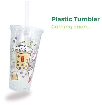 Plastic Tumbler - Coming soon...