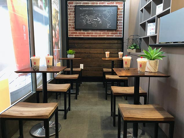 Gong Cha Usa Ca Bringing World Class Boba Tea To California