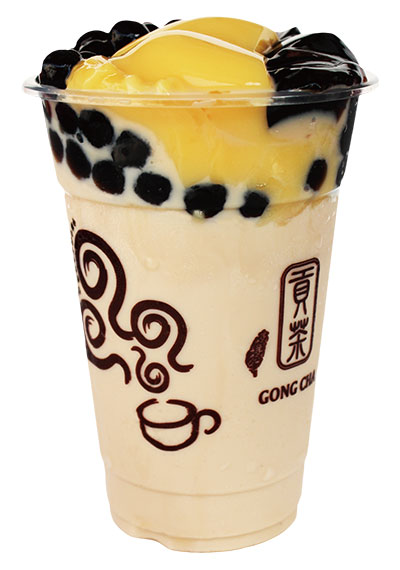 Top Drinks and Toppings - Gong cha USA CA