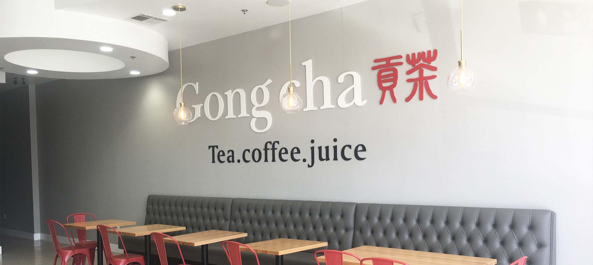 Gong cha California
