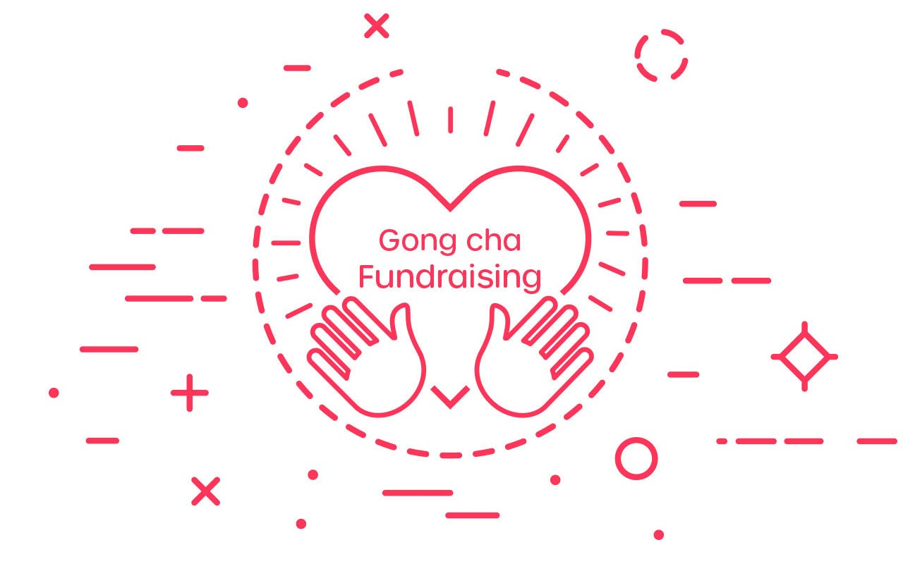 Gong cha Fundraising