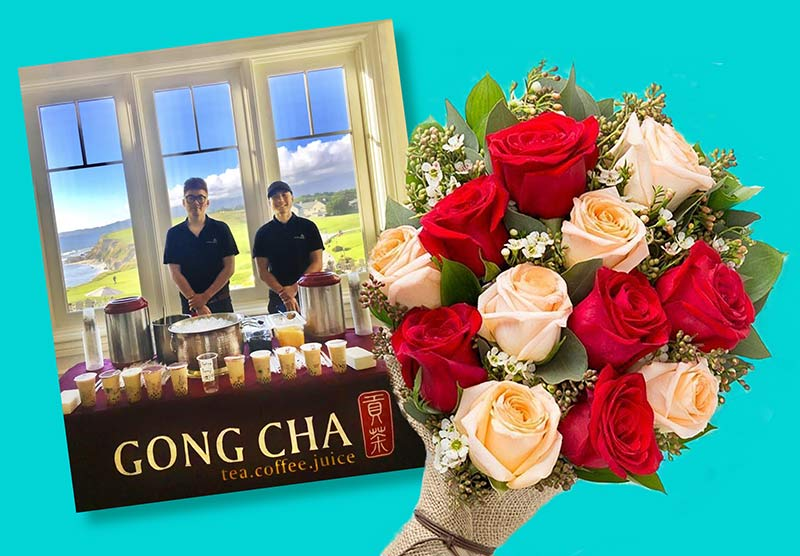 Gong Cha Catering