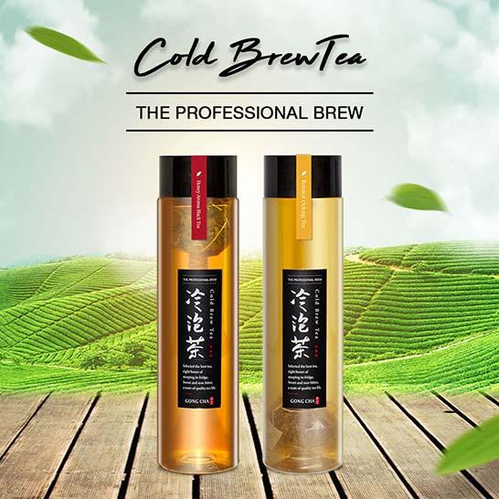 Cold Brew Tea - The Professional Brew