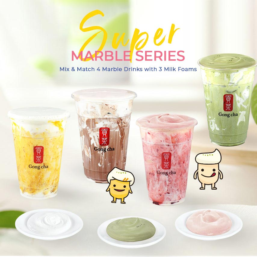 Super Marble Series