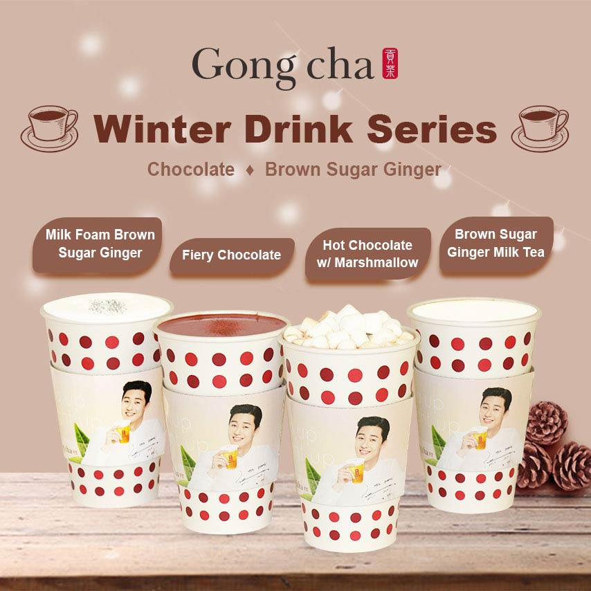 Winter Drink Series