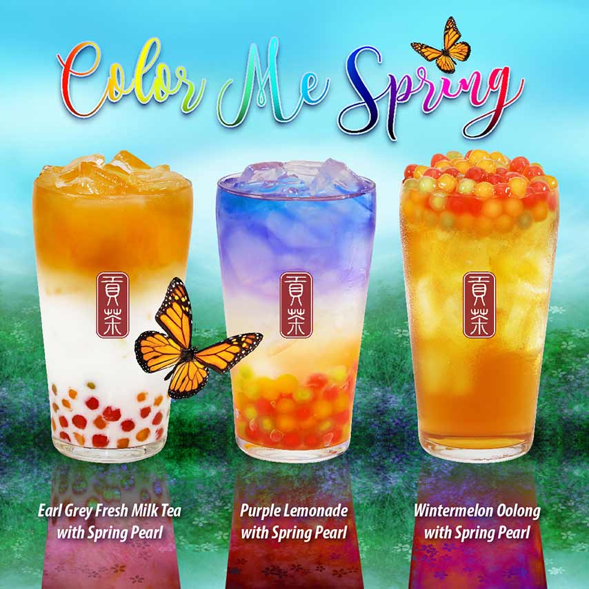 Color Me Spring
