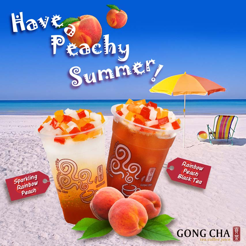 Have a Peachy Summer!