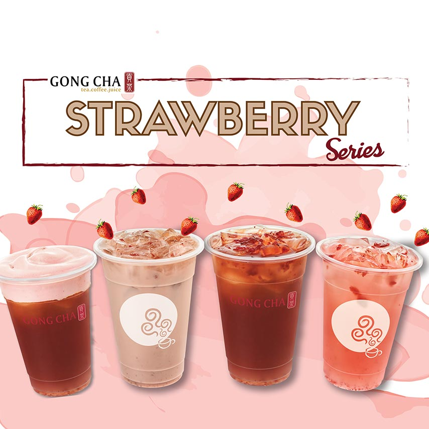 Strawberry Series