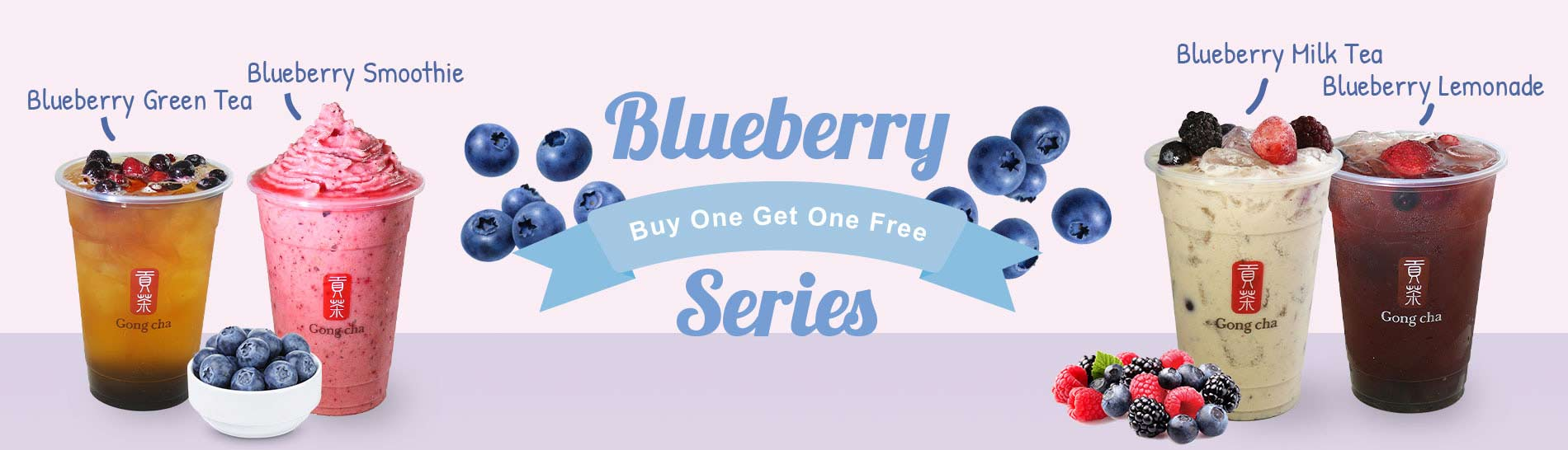 Blueberry Series - Buy One Get One Free