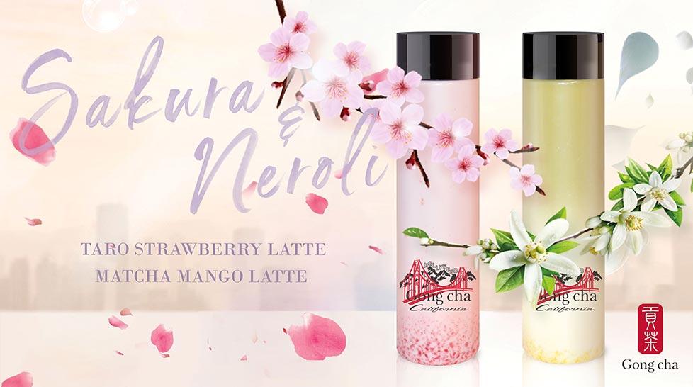 Sakura & Neroli