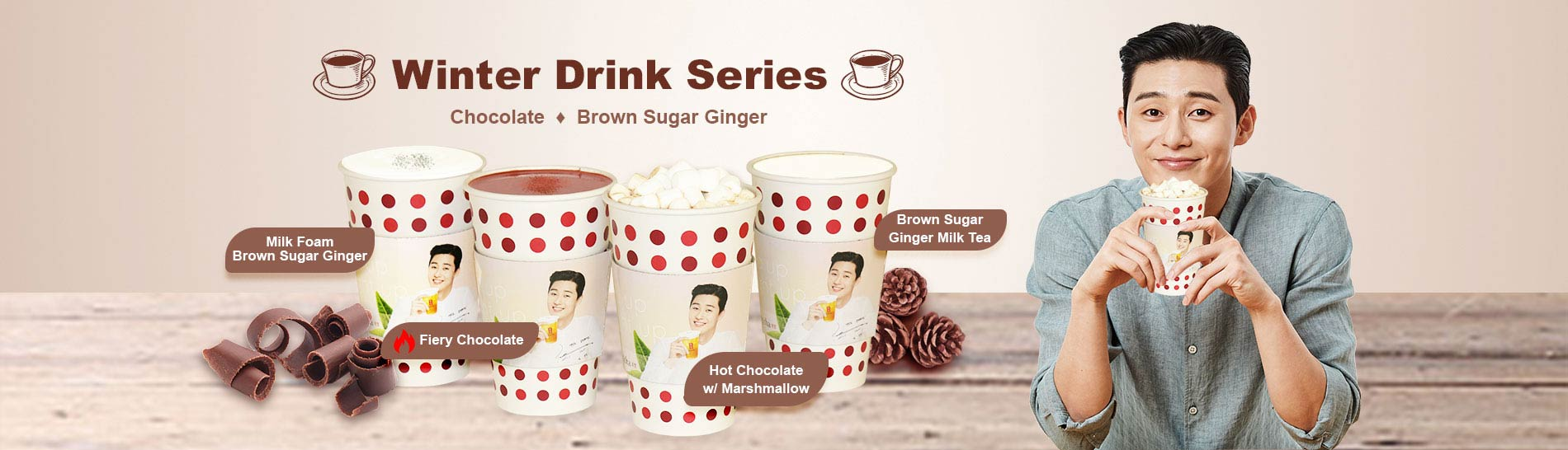 Winter Drink Series