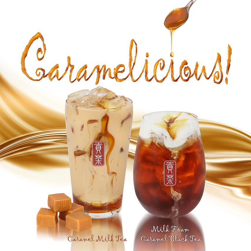 Caramelicious!