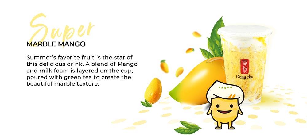 Super Marble Mango